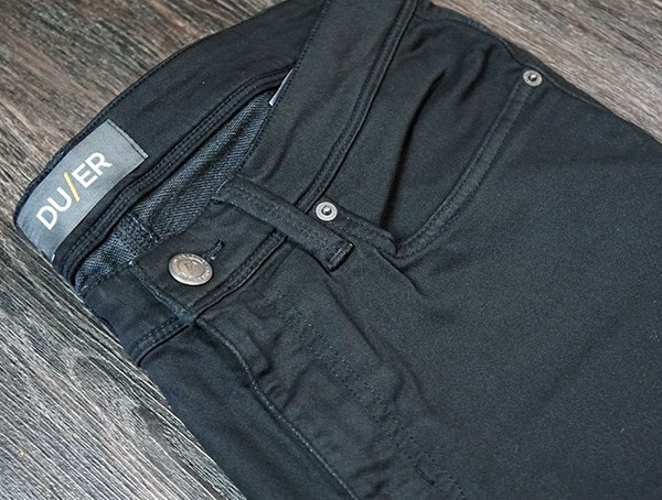 Duer Review Mens Pants