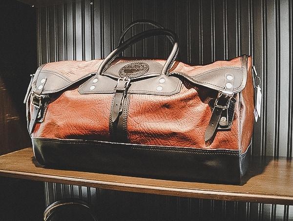 Duluth Buffalo Duffle Bag