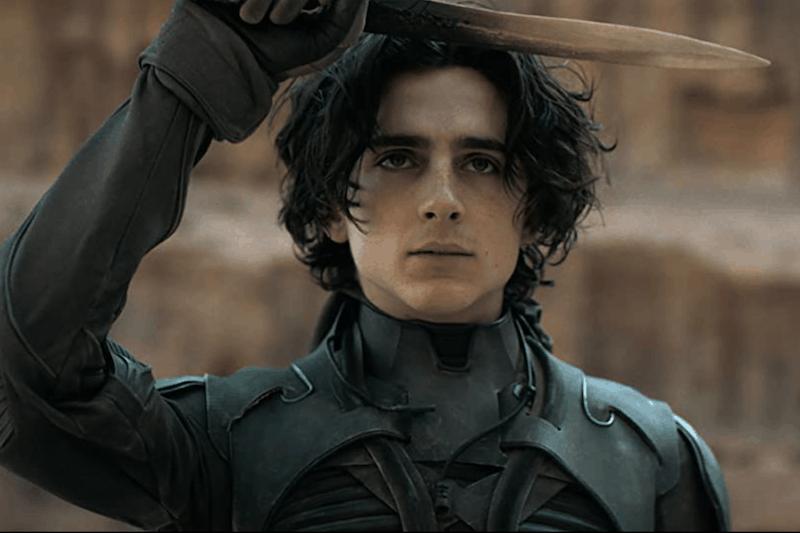 Timothée Chalamet Stars in Explosive New 'Dune' Trailer