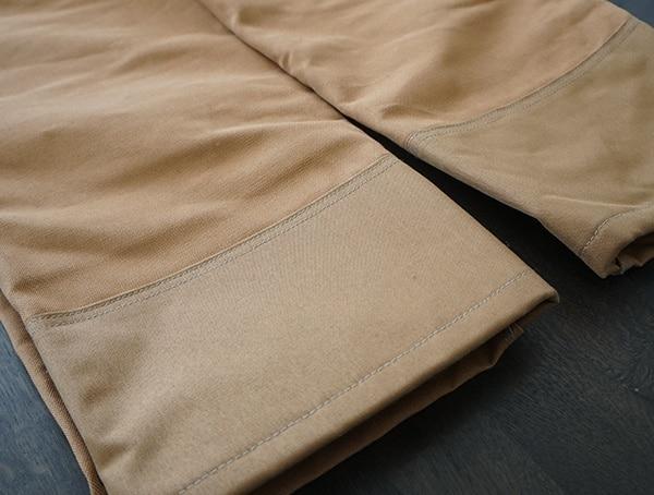Durable Bottom Leg Detail Carhartt Quilt Lined Zip To Thigh Bib Mens Overalls