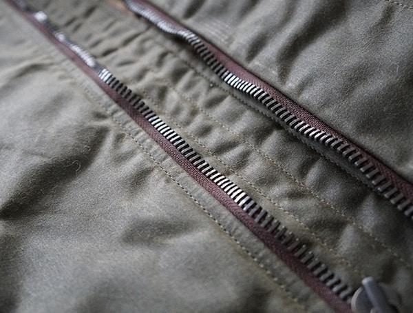 Durable Metal Center Chest Zippers Mens Mountain Ranger Parka