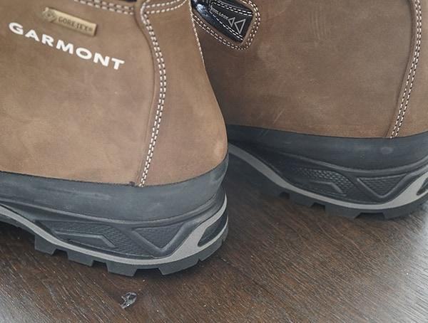 Durable Rubber Heel Garmont Dakota Lite Gtx Boots For Men