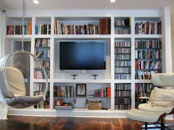 Dvd Holder Storage Ideas