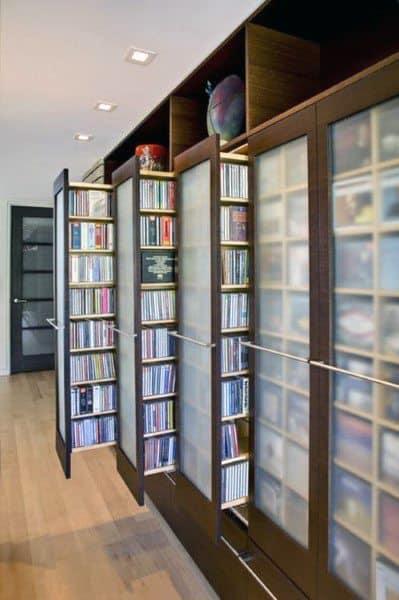 Dvd Movie Storage Ideas