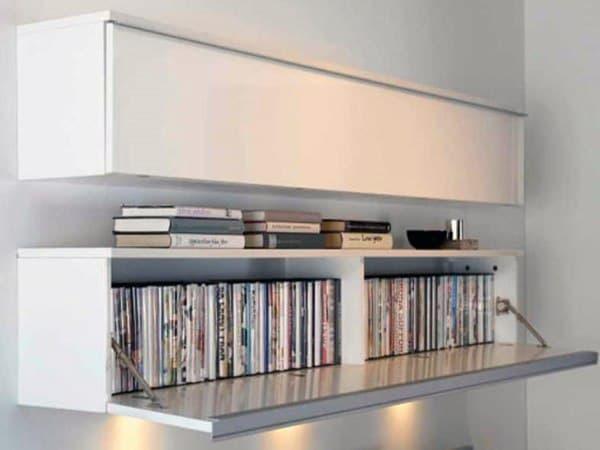 Dvd Organizer Storage Ideas
