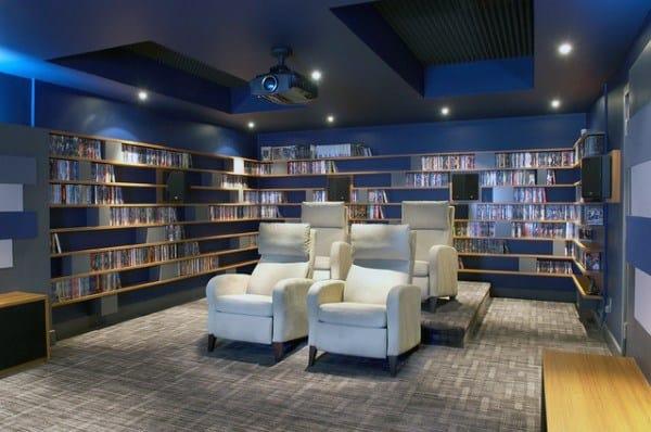 Dvd Shelf Storage Ideas