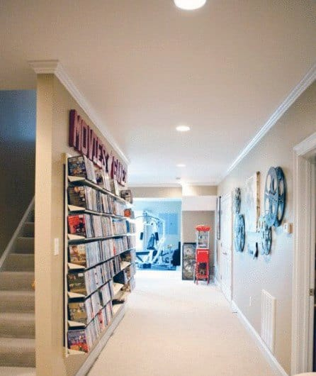 Attirant Dvd Shelving Storage Ideas