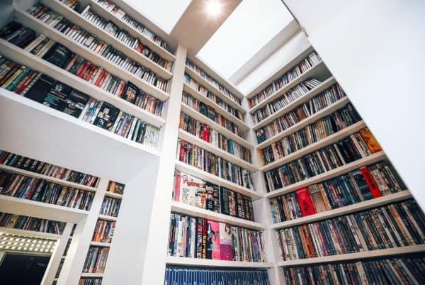 Dvd Storage Solution Wall