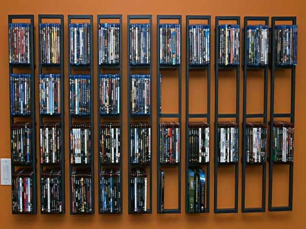 Dvd Storage Solutions