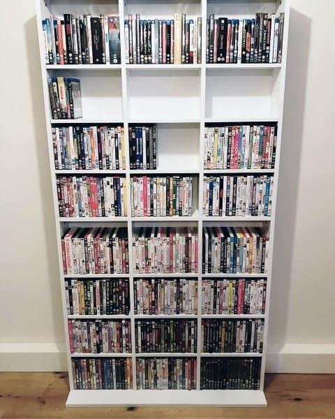 Dvd Storage System