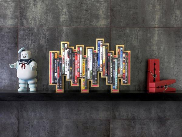 Dvd Wall Storage Ideas