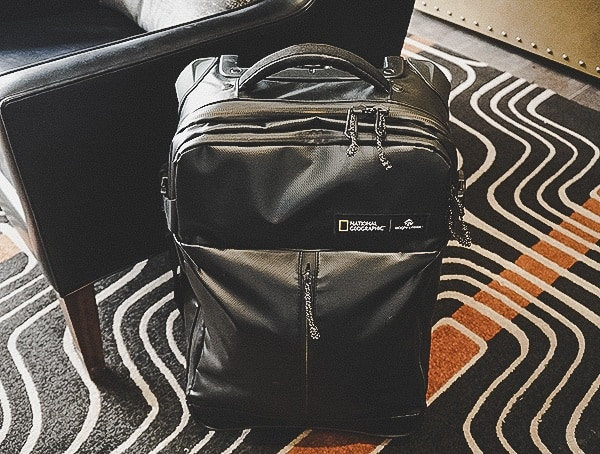 Eagle Creek Borderless Convertible Carry On Review