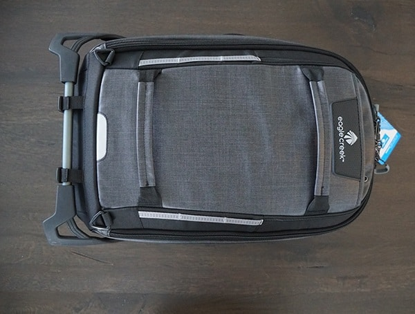 Eagle Creek Morphus International Carry On Front Suitcase Bag View