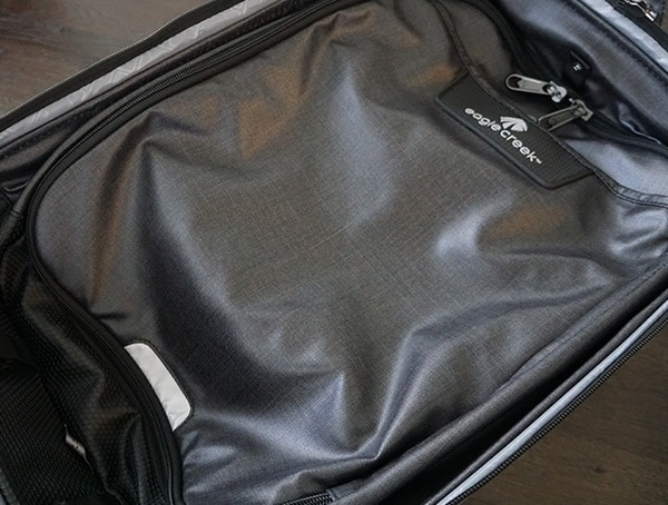 Eagle Creek Morphus International Carry On Interior