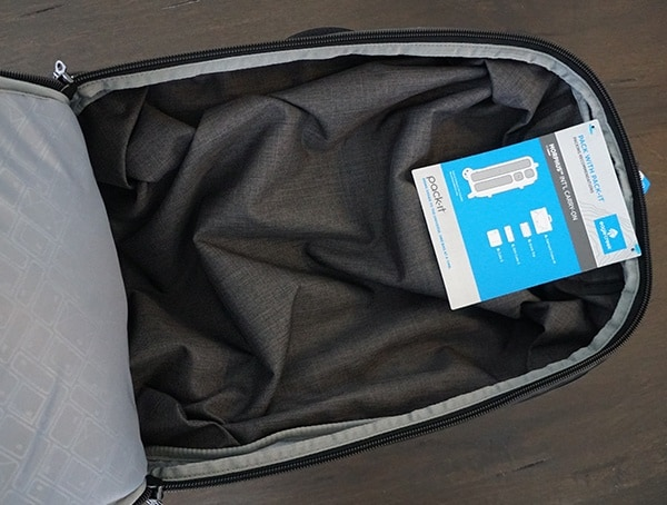 Eagle Creek Morphus International Carry On Large Laptop Pocket