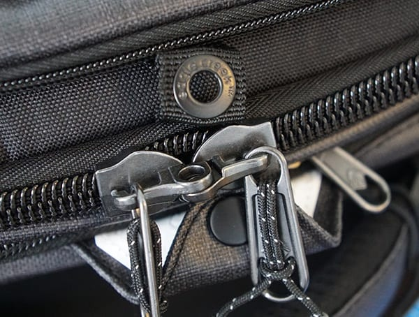 Eagle Creek Morphus International Carry On Lockable Zippers