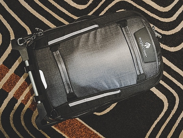 Eagle Creek Morphus International Carry On Suitcase Review