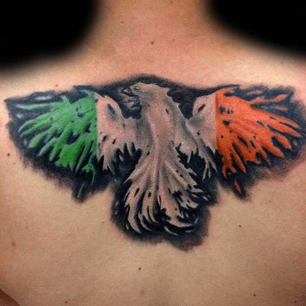 Bird Tattoos Shamrock Tattoos And: Ireland Inspired Design Ideas