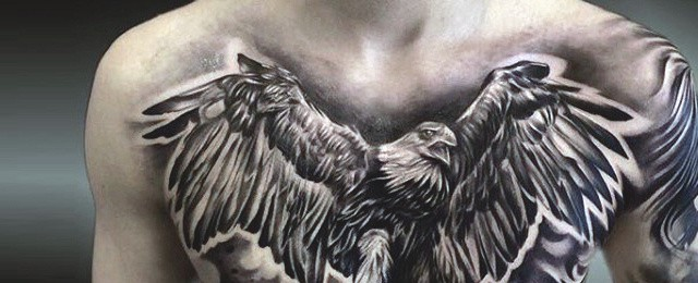 Eagle Tattoos For Men