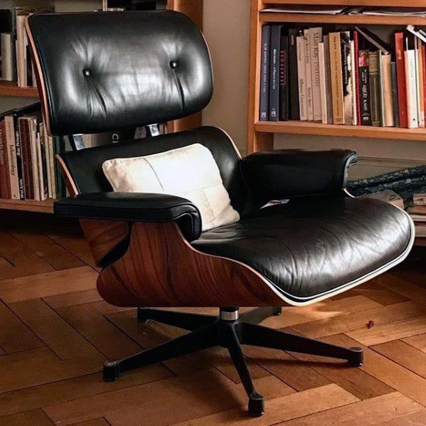 Eames Chair Bachelor Pad Furniture