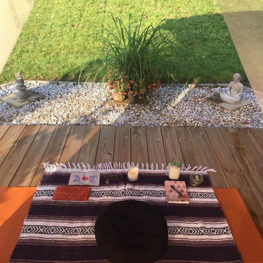 easy diy zen garden ideas reneekhairandwellness