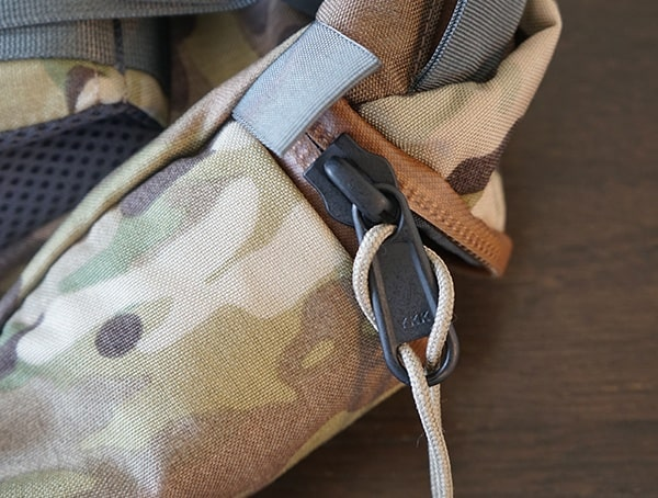 Easy Pull Open Ykk Zippers And Grey Tab Fabric Mystery Ranch Urban Assault Backpack Details