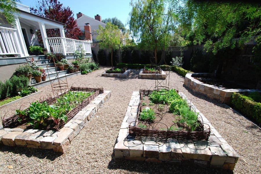 easy raised garden bed ideas jnlandmaintenance
