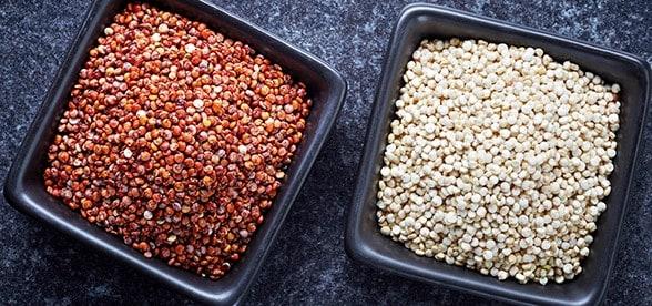 Eat Quinoa Seeds Before A Workout