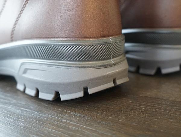 Ecco Rugged Track Gtx Hi Boots Heavy Duty Heel
