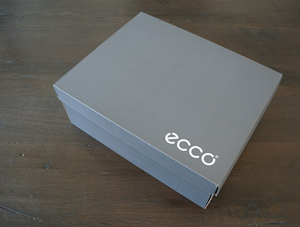 Ecco Rugged Track Gtx Hi Boots Shoe Box
