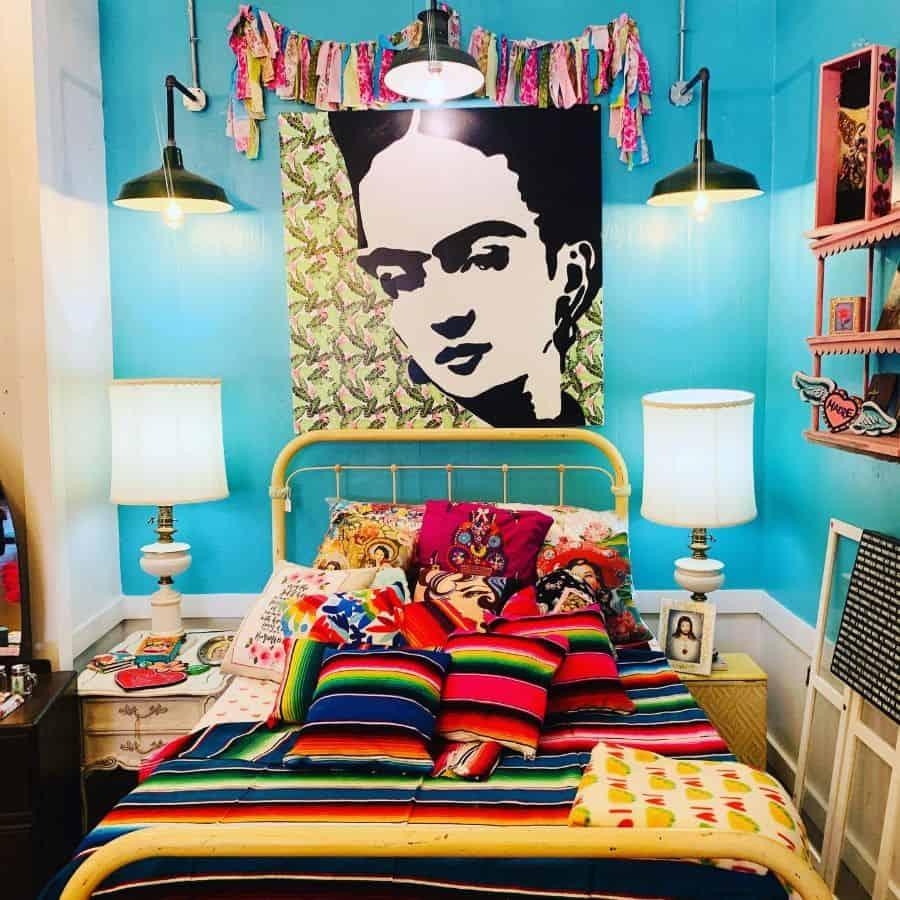 eclectic or gypsy boho bedroom ideas salazar.tinaart