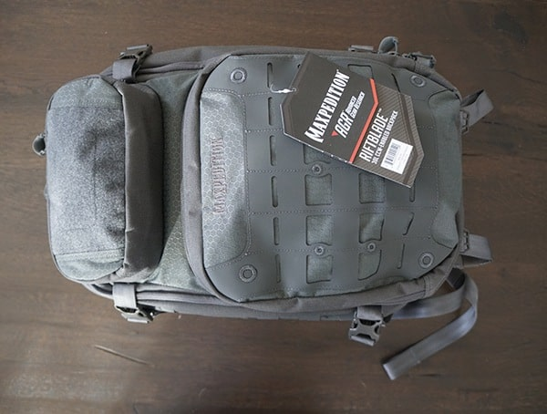 Edc Gray Maxpedition Riftblade 30l Ccw Enabled Backpack Advanced Gear Research