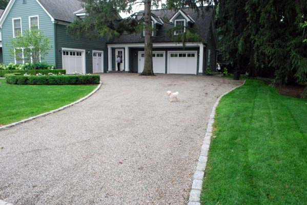 Edging Ideas For Gravel Driveway