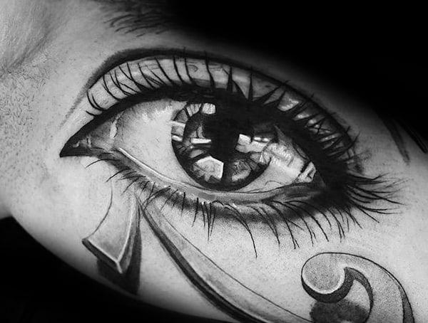 Egyptian Symbolic Tattoos For Men Eye Of Horus Meaning