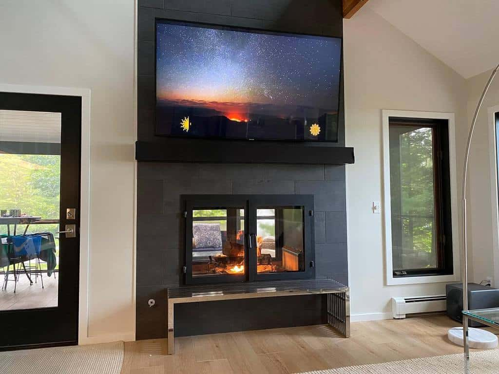 electric fireplace wall ideas acucraftfireplaces