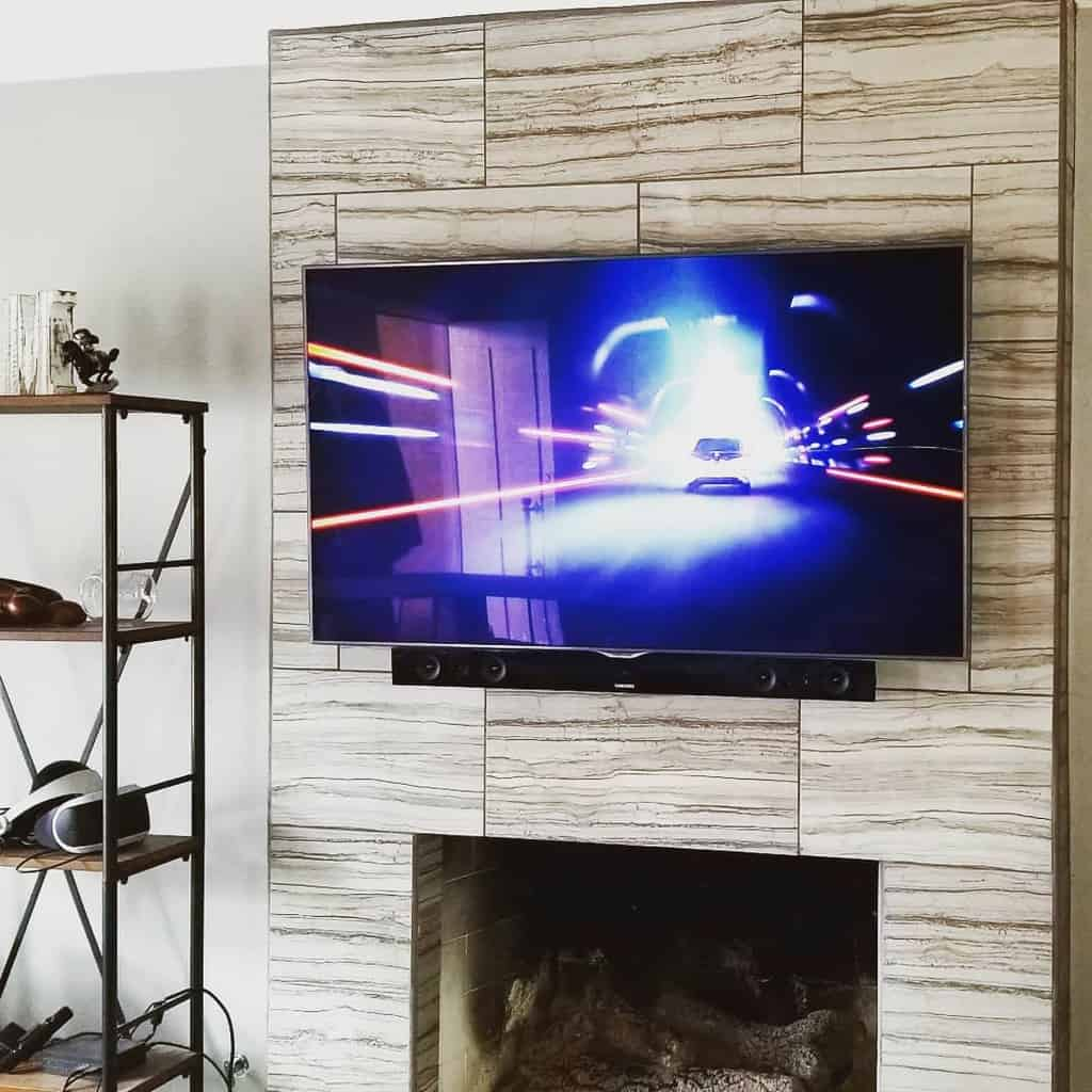 electric fireplace wall ideas b_the_installer