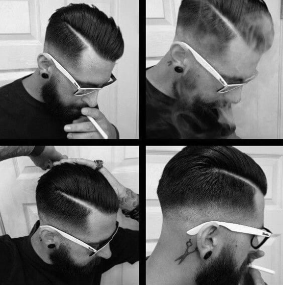 Elegant 1950s Haircuts Men With Modern Style
