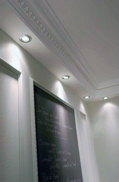 Elegant Crown Molding Ideas