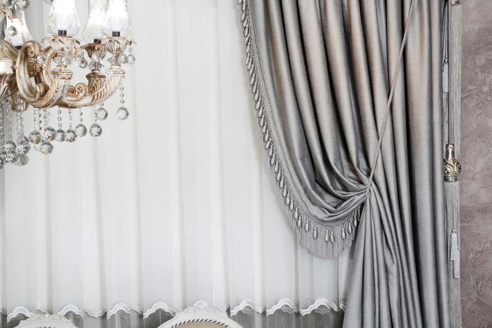 Elegant Curtain Window Treatments Ideas 5