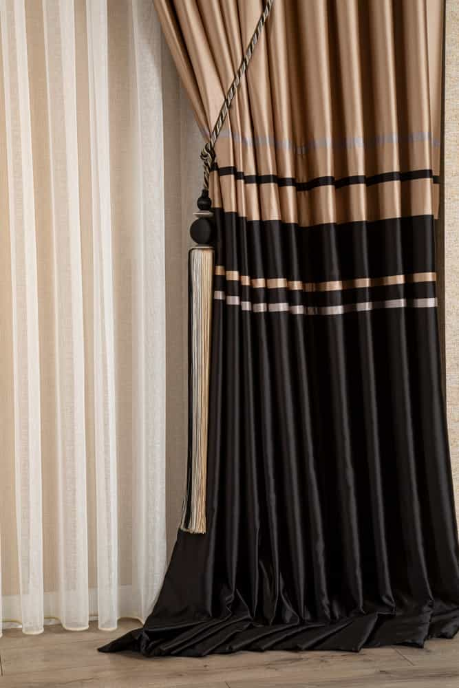 Elegant Curtain Window Treatments Ideas 6