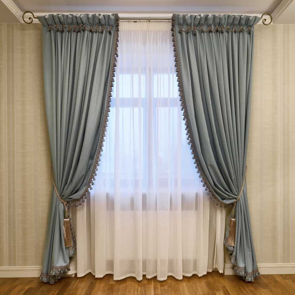 Elegant Curtain Window Treatments Ideas 7