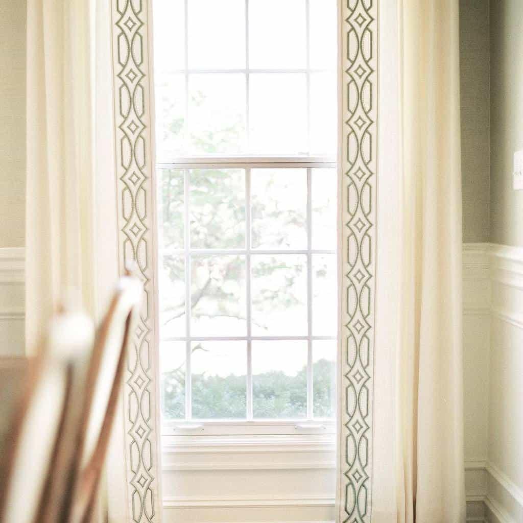Elegant Curtain Window Treatments Ideas Summit Drive Design