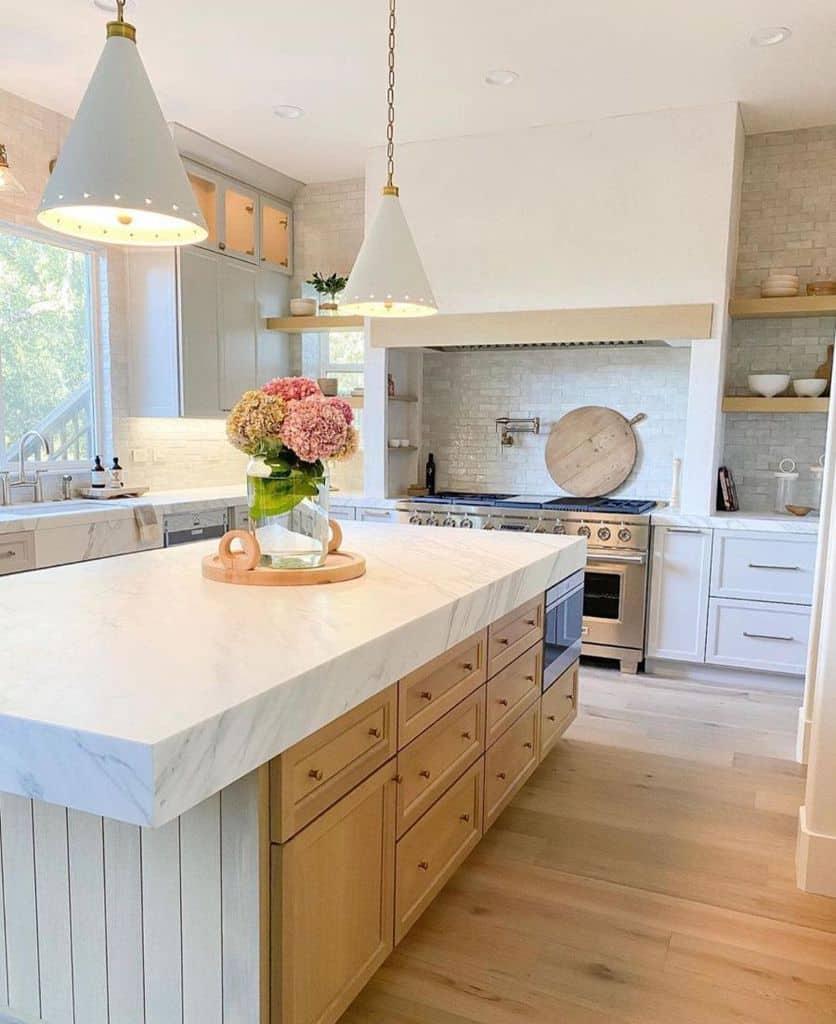 elegant kitchen decor ideas _akinteriors