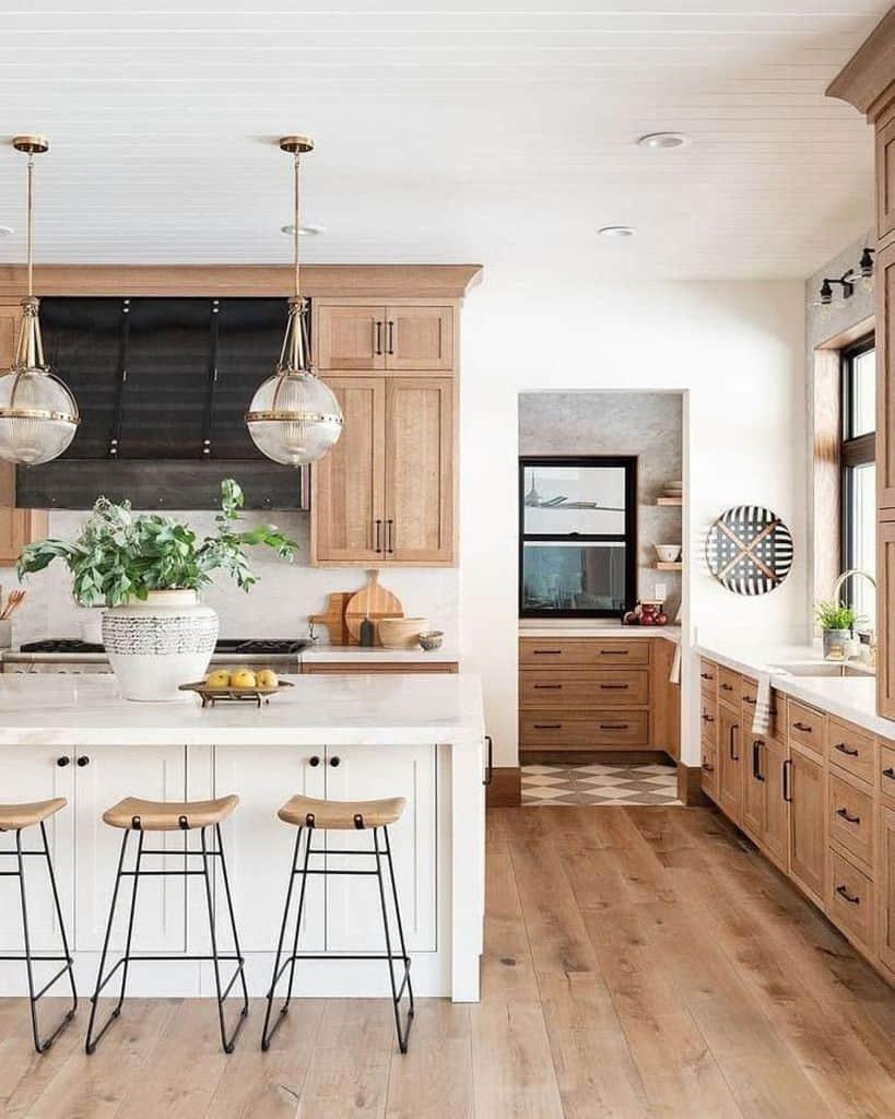 elegant kitchen decor ideas el_armario_de_vanessa