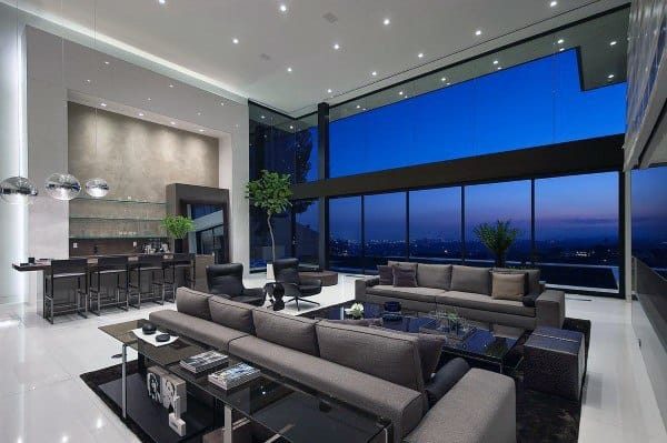 Elegant Modern Living Room Ideas