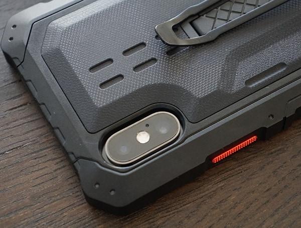 Element Case Black Ops Elite Iphone Xs X Camera Protective Case