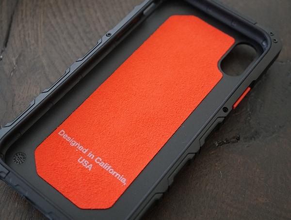 Element Case Black Ops Elite Iphone Xs X Case Interior