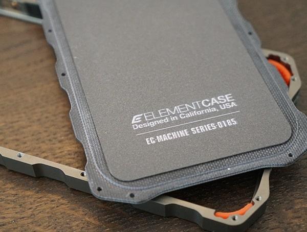 Element Case Carbon Fiber And Aluminum Iphone Cases M7