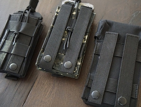 Element Case Iphone Sheaths Molle