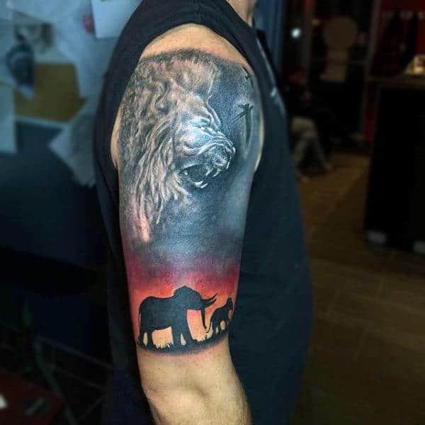 Top 91 Elephant Tattoo Ideas 2020 Inspiration Guide